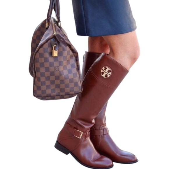 7f960f6ec54 SALE✨ BNIB Tory Burch Adeline Riding Boots